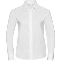Abbigliamento Donna Camicie Russell 932F Bianco