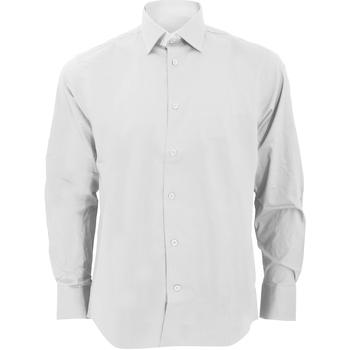 Abbigliamento Uomo Camicie maniche lunghe Russell 946M Bianco