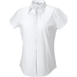 Abbigliamento Donna Camicie Russell 947F Bianco