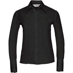 Abbigliamento Donna Camicie Russell Ultimate Nero