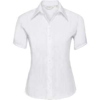 Abbigliamento Donna Camicie Russell 957F Bianco