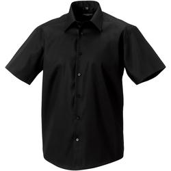 Abbigliamento Uomo Camicie maniche corte Russell 959M Nero