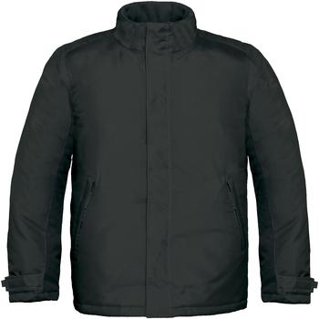Abbigliamento Uomo giacca a vento B And C Real+ Nero