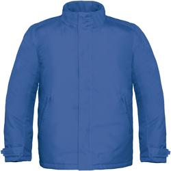 Abbigliamento Uomo giacca a vento B And C Real+ Blu reale