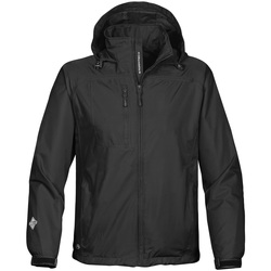Abbigliamento Uomo giacca a vento Stormtech Stratus Nero
