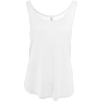 Abbigliamento Donna Top / T-shirt senza maniche Bella + Canvas BE8802 Bianco