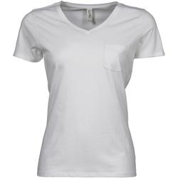 Abbigliamento Donna T-shirt maniche corte Tee Jays TJ5003 Bianco