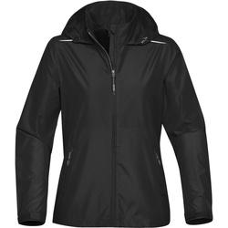 Abbigliamento Donna giacca a vento Stormtech KX-1W Nero