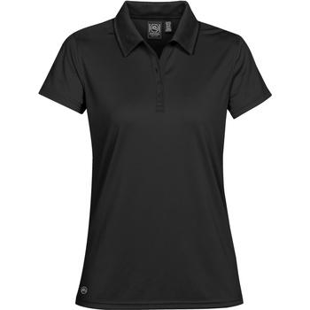Abbigliamento Donna Polo maniche corte Stormtech PG-1W Nero