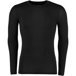 Abbigliamento Uomo T-shirts a maniche lunghe Gamegear Warmtex Nero