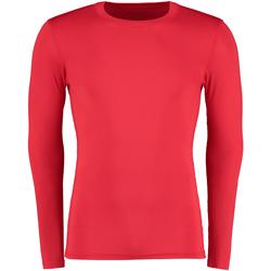 Abbigliamento Uomo T-shirts a maniche lunghe Gamegear Warmtex Rosso