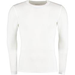 Abbigliamento Uomo T-shirts a maniche lunghe Gamegear Warmtex Bianco