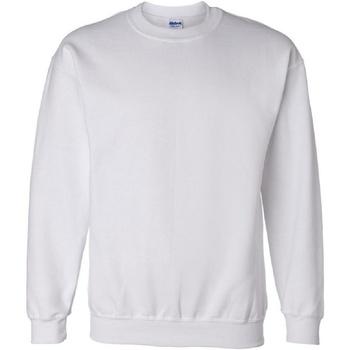 Abbigliamento Uomo Felpe Gildan 12000 Bianco