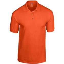 Abbigliamento Uomo Polo maniche corte Gildan 8800 Arancione