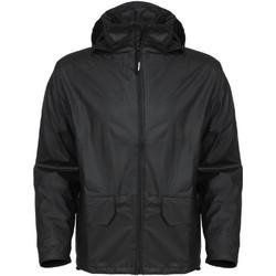 Abbigliamento Uomo giacca a vento Helly Hansen Voss Nero