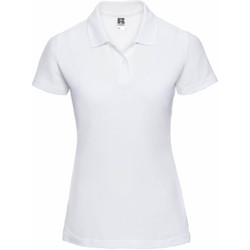 Abbigliamento Donna Polo maniche corte Jerzees Colours 539F Bianco