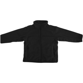 Abbigliamento Bambino Felpe in pile Jerzees Schoolgear 8700B Nero