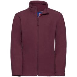Abbigliamento Unisex bambino Felpe in pile Jerzees Schoolgear 8700B Bordeaux