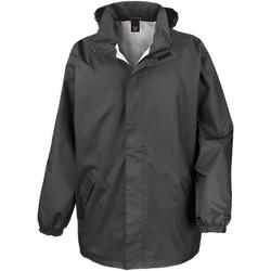 Abbigliamento Uomo giacca a vento Result R206X Nero