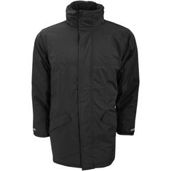 Abbigliamento Uomo giacca a vento Result R207X Nero