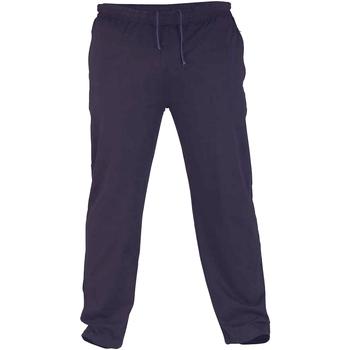 Abbigliamento Uomo Pantaloni da tuta Duke Rory Blu navy