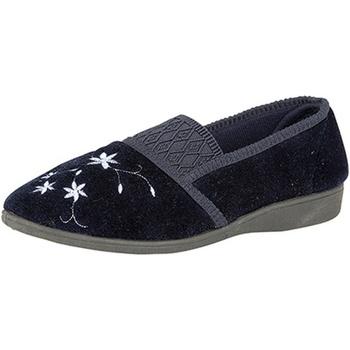 Scarpe Donna Pantofole Zedzzz  Blu navy
