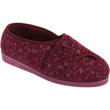 Scarpe Donna Pantofole Comfylux  Vino