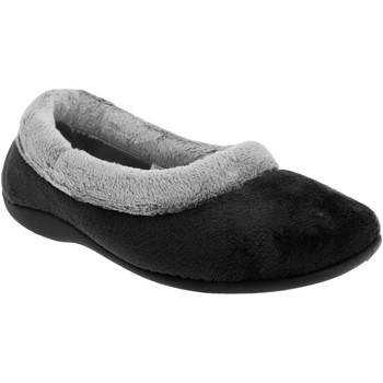 Scarpe Donna Pantofole Sleepers Julia Nero