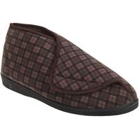Scarpe Uomo Pantofole Comfylux  Marrone