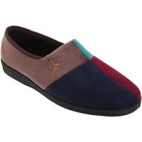 Scarpe Uomo Pantofole Comfylux Harlequin Multicolore