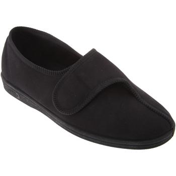 Scarpe Uomo Pantofole Comfylux  Nero