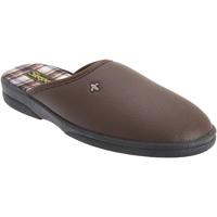Scarpe Uomo Pantofole Sleepers Dwight Marrone