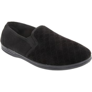 Scarpe Uomo Pantofole Zedzzz  Nero