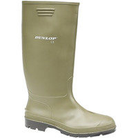 Scarpe Uomo Stivali da pioggia Dunlop PRICEMASTOR () Verde