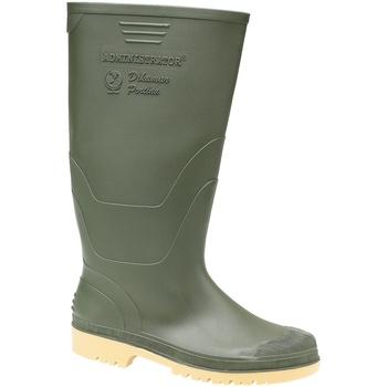 Scarpe Uomo Stivali da pioggia Dikamar Administrator Wellington Verde