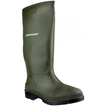Scarpe Donna Stivali da pioggia Dunlop PRICEMASTOR () Verde