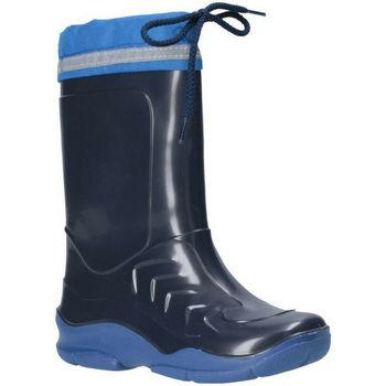 Scarpe Bambino Stivali da pioggia Mirak SPLASH KIDS BOOT Blu