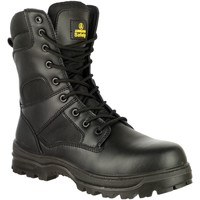Scarpe Uomo Scarpe antinfortunistiche Amblers FS008 Safety Boots (Euro Sizing) Nero