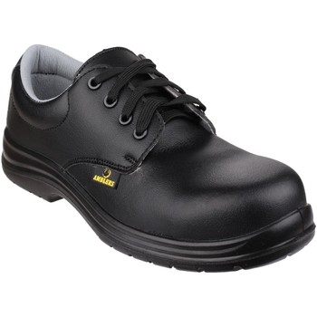 Scarpe Derby Amblers FS662 Safety ESD Shoes Nero