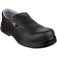 Scarpe Mocassini Amblers FS661 Safety Boots Nero