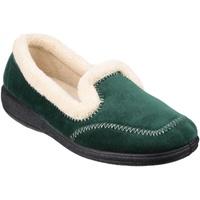 Scarpe Donna Pantofole Fleet & Foster  Verde