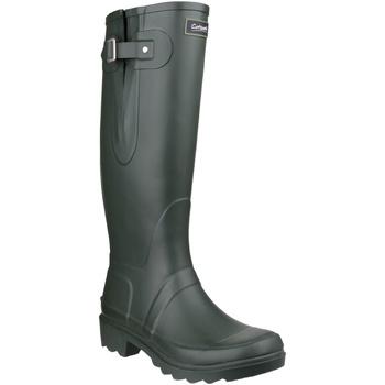 Scarpe Uomo Stivali da pioggia Cotswold Ragley Verde
