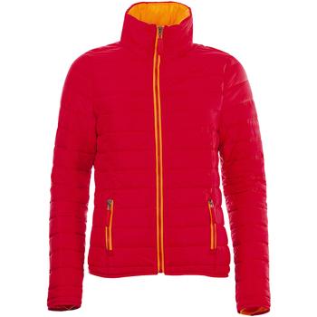 Abbigliamento Donna Piumini Sols 01170 Rosso