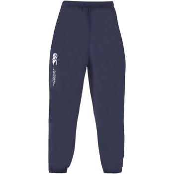 Abbigliamento Uomo Pantaloni da tuta Canterbury CN250 Blu navy