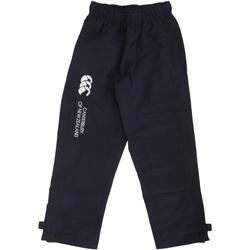 Abbigliamento Unisex bambino Pantaloni da tuta Canterbury CN250B Blu navy