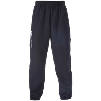 Abbigliamento Uomo Pantaloni da tuta Canterbury CN251 Nero