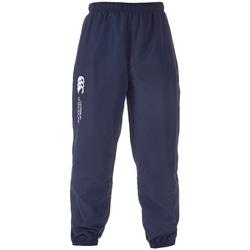 Abbigliamento Uomo Pantaloni da tuta Canterbury CN251 Blu navy