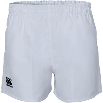 Abbigliamento Uomo Shorts / Bermuda Canterbury CN310 Bianco