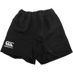 Abbigliamento Unisex bambino Shorts / Bermuda Canterbury CN310B Nero