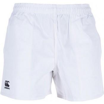 Abbigliamento Unisex bambino Shorts / Bermuda Canterbury CN310B Bianco